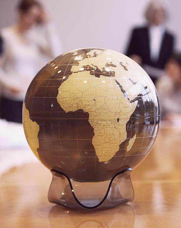 Notre réseau à l'International