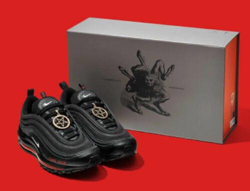 Les « Satan Shoes », œuvre d'art ou simple contrefaçon ?